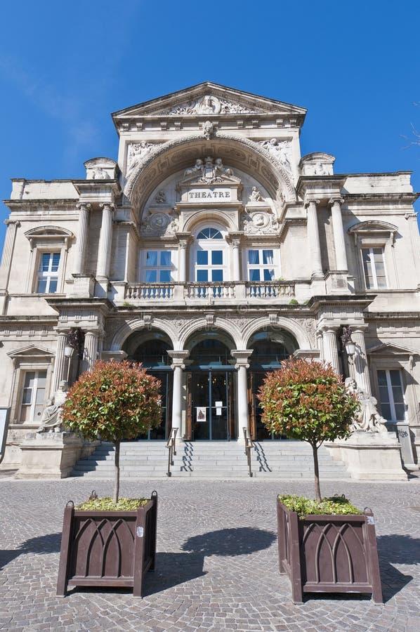 Municipal Theatre of Avignon, France