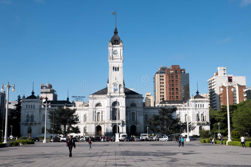 Municipality of La Plata. In Buenos Aires Province, Argentina royalty free stock image