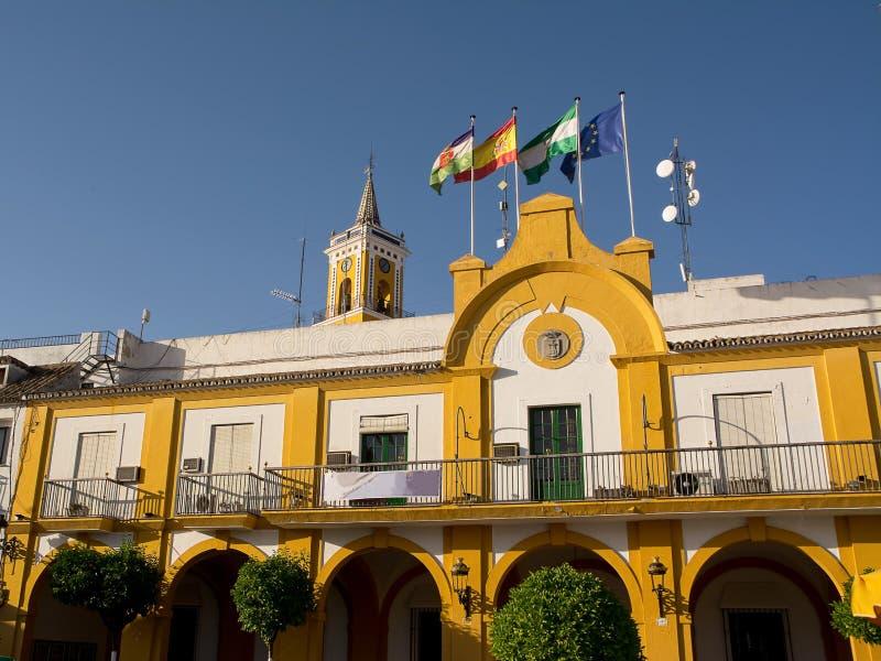 Municipally Villamartin (Hiszpania) zdjęcia royalty free