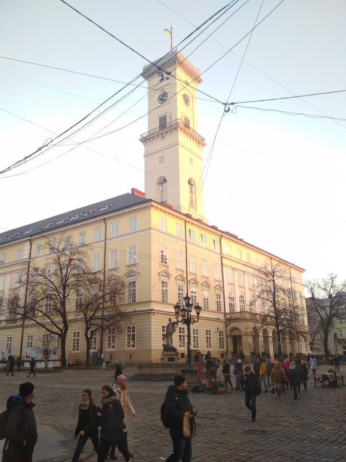 Municipio immagine stock libera da diritti