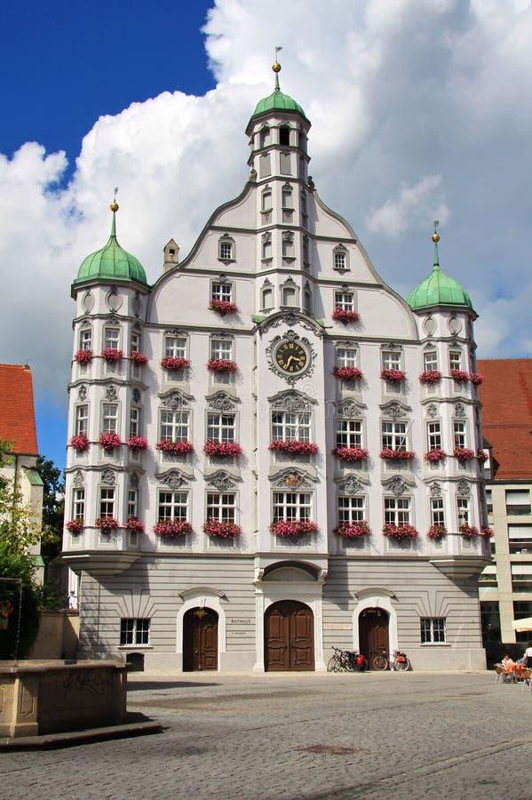 Municipio fotografie stock