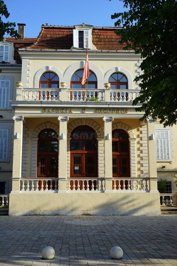 Municipio fotografia stock