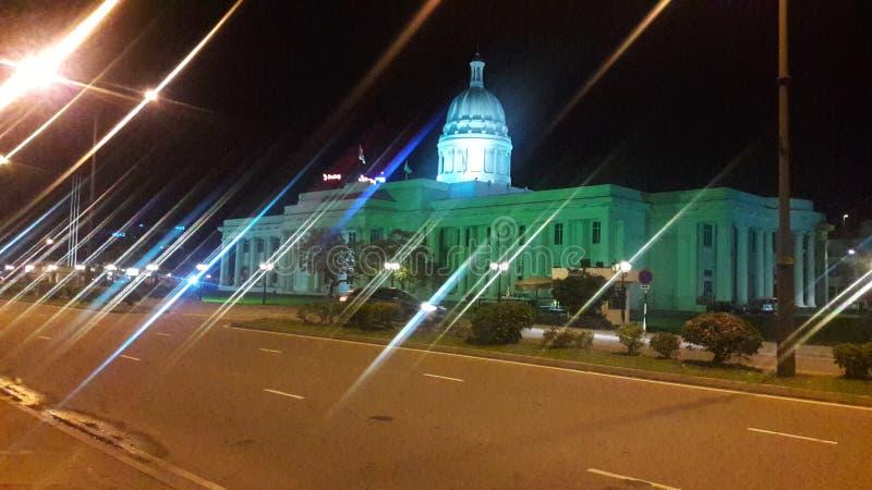 Municipio, Colombo, Sri Lanka fotografia stock libera da diritti