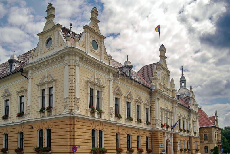 Municipio da Brasov fotografie stock