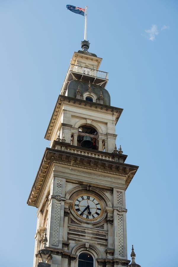 Municipio di Dunedin fotografia stock