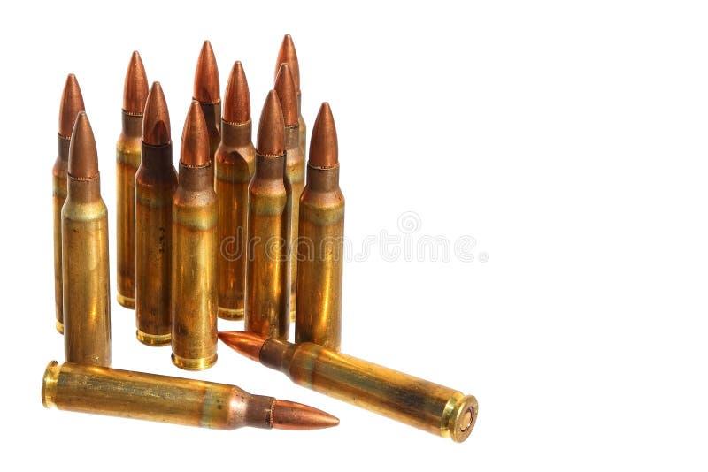 munitie royalty-vrije stock afbeelding