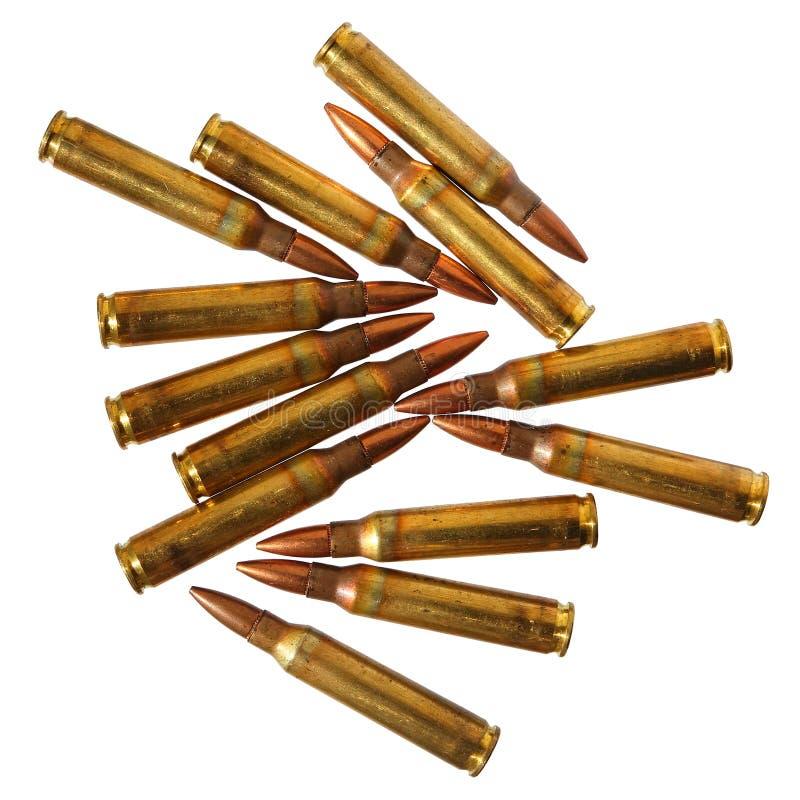 munitie royalty-vrije stock fotografie