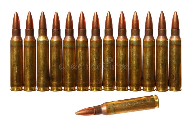 munitie stock foto