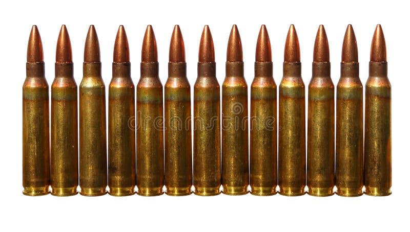 munitie royalty-vrije stock afbeeldingen