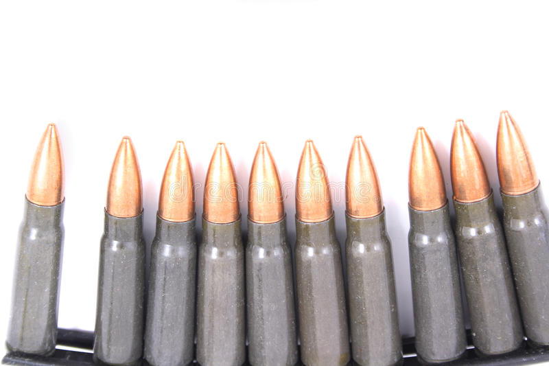 Munition lizenzfreie stockfotos