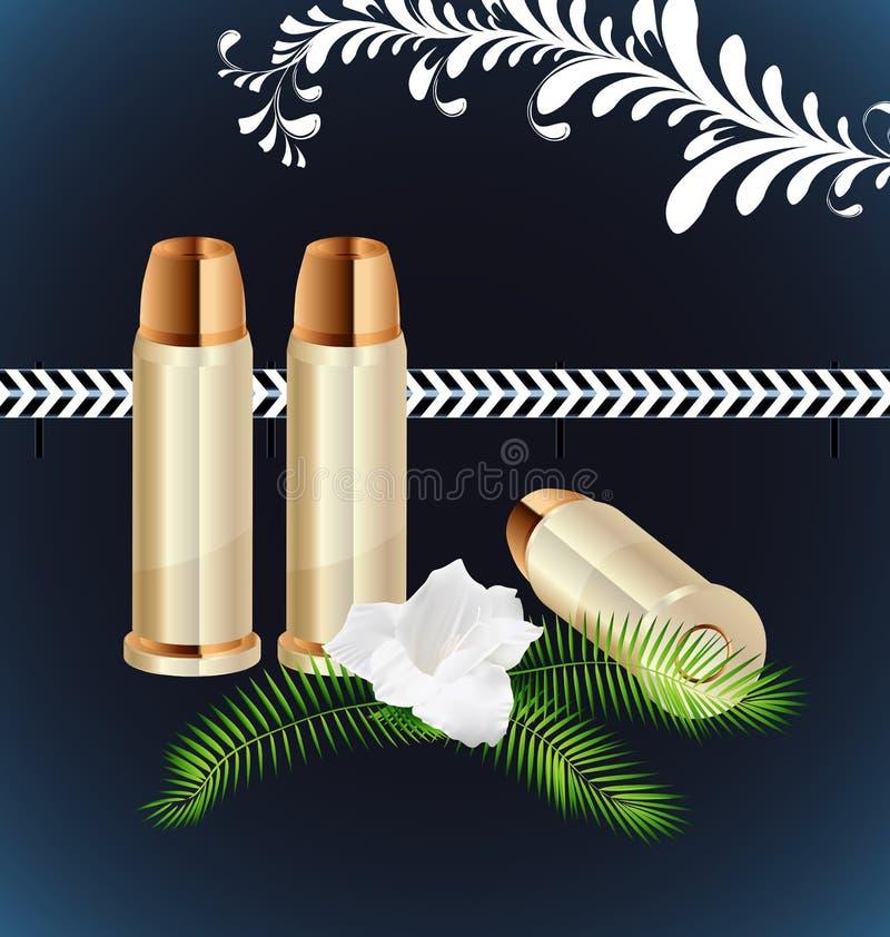 Munition lizenzfreie abbildung