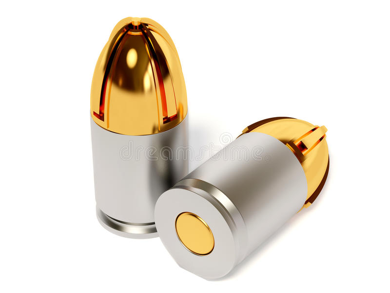 Munitions illustration libre de droits