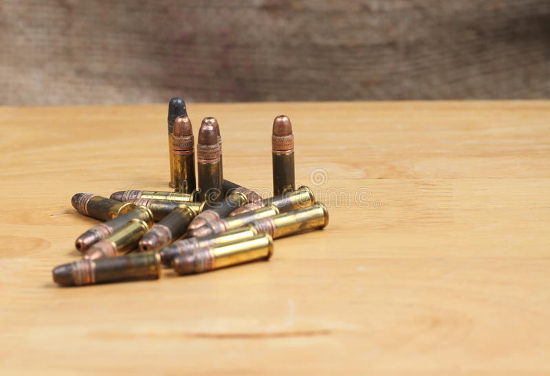 munitions photographie stock libre de droits