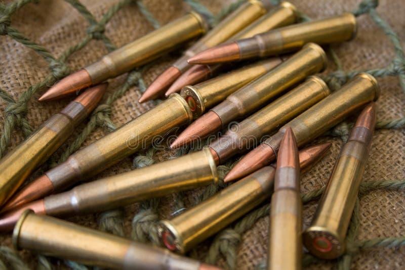 munitions de 47 ak image libre de droits