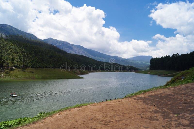 Munnar photographie stock
