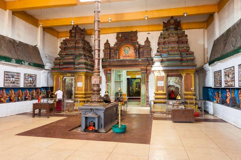 Munneswaram寺庙,斯里兰卡 免版税库存照片