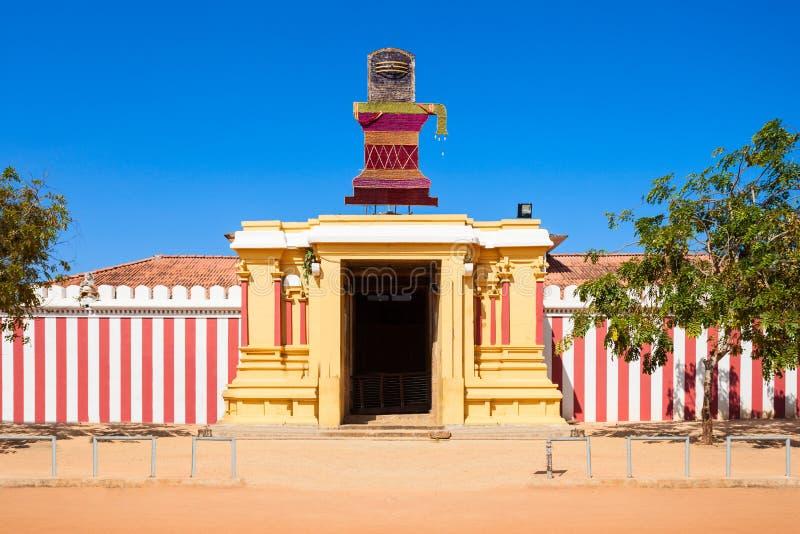 Munneswaram寺庙,斯里兰卡 免版税图库摄影