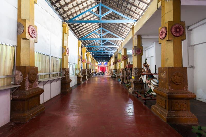 Munneswaramtempel, Sri Lanka royalty-vrije stock afbeelding