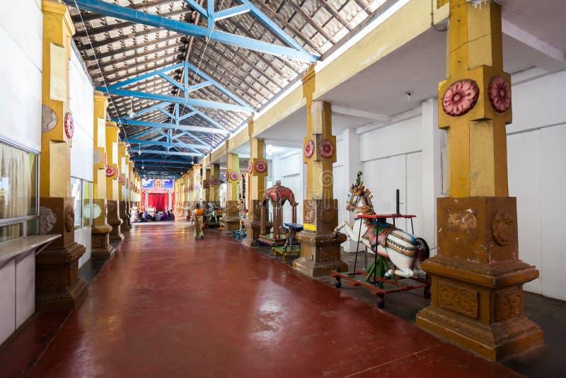 Munneswaramtempel, Sri Lanka royalty-vrije stock foto