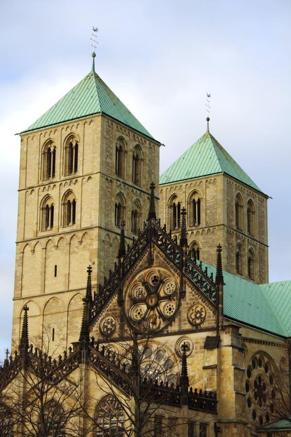 Munster kościoła obrazy royalty free