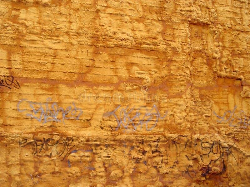 Mur abstrait de mousse photos libres de droits