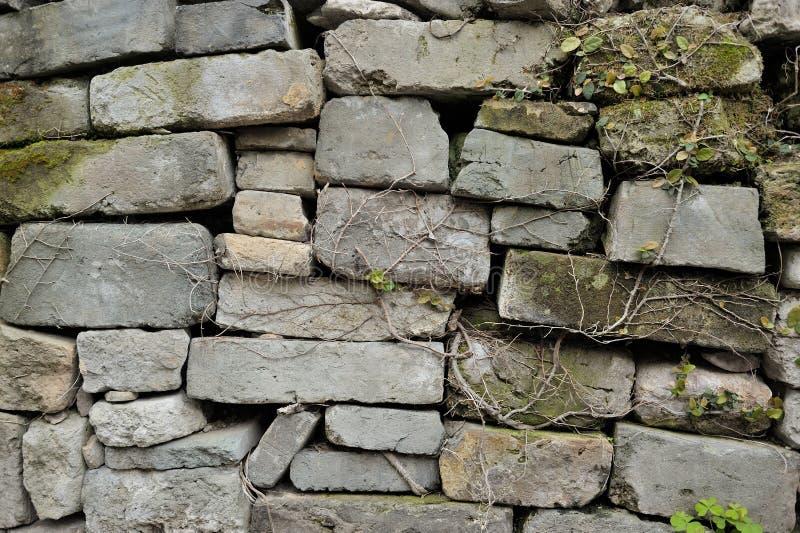Mur antique chinois photos stock