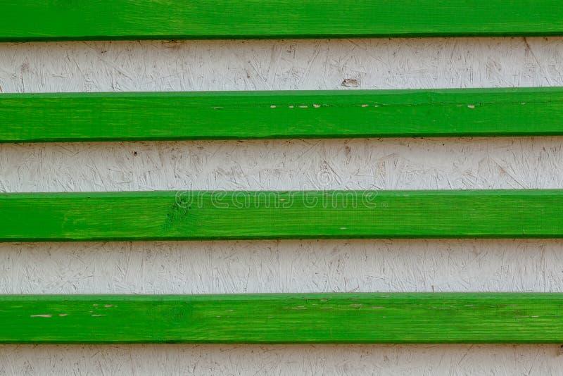 Mur avec les planches en bois photographie stock