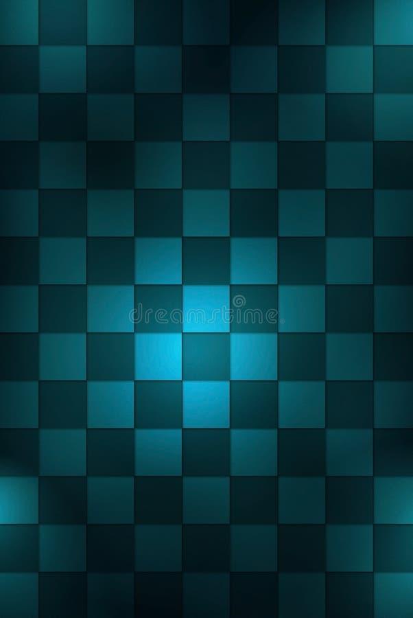 Mur carré photos stock