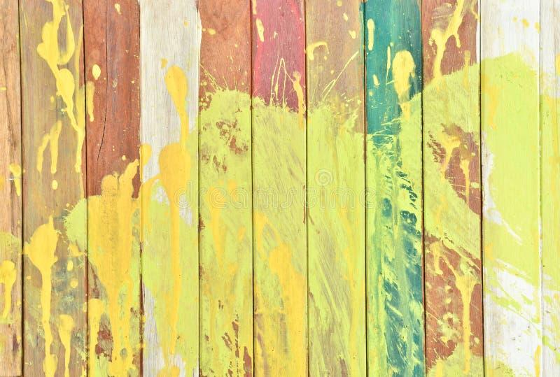 Mur coloré photo stock