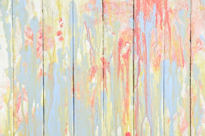 Mur coloré de cru images libres de droits