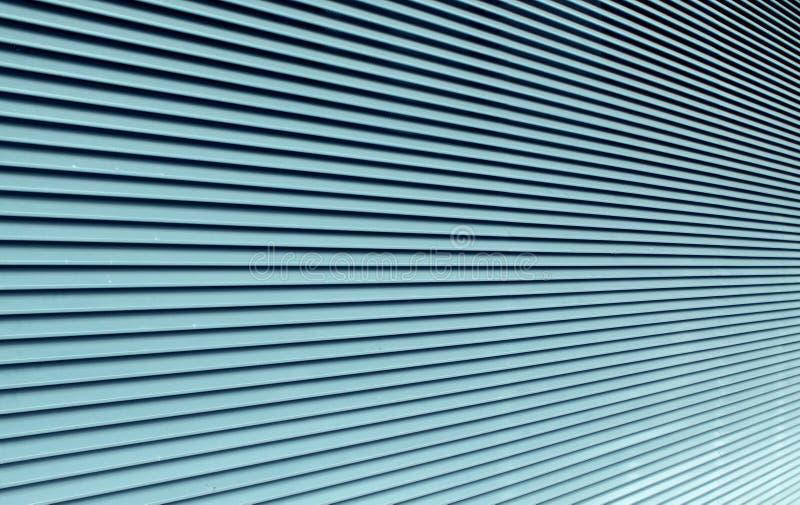 Mur d'acier inoxydable illustration libre de droits