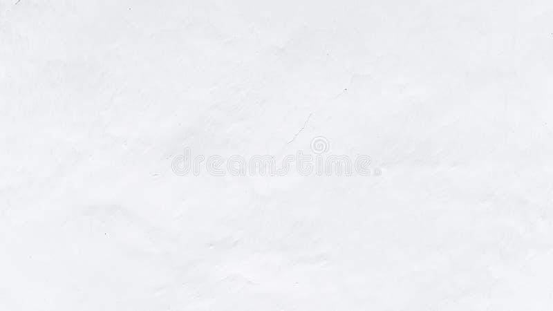 Mur d'argile blanchi à la chaux, style intérieur exquis Couleur blanche arrière-plan naturel à la texture unique Les matériaux na photographie stock