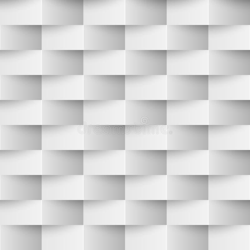 Mur 3D texturisé sans couture illustration libre de droits