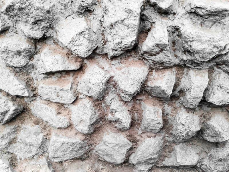 Mur d'une grande pierre photo libre de droits