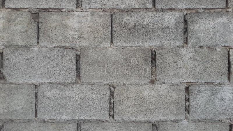 Mur de bloc de béton photo stock