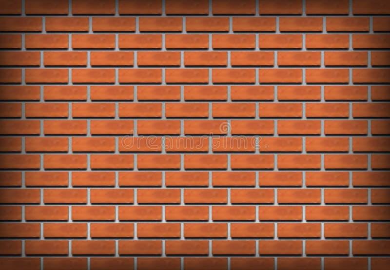 Mur de briques illustration stock