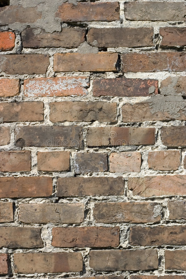 Download Mur de briques image stock. Image du configuration, texture - 63649