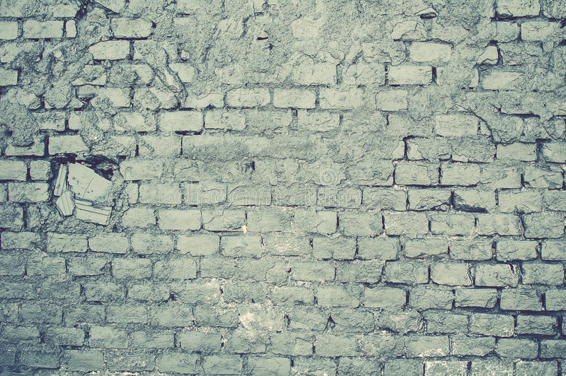 Mur de briques photographie stock libre de droits
