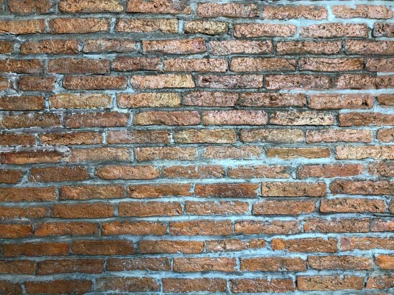 Mur de briques comme texture de fond image libre de droits