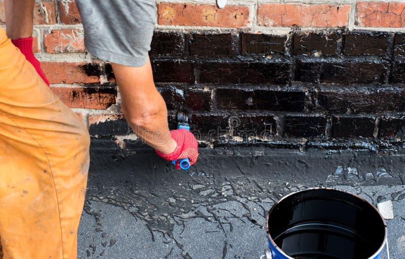 Download Mur de briques d'amorçage image stock. Image du constructeur - 77159079