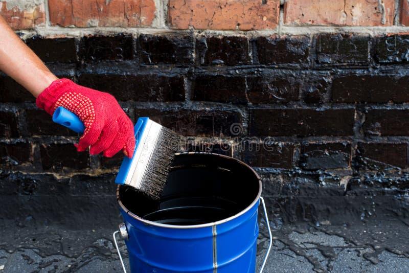 Download Mur de briques d'amorçage photo stock. Image du revêtement - 77159630
