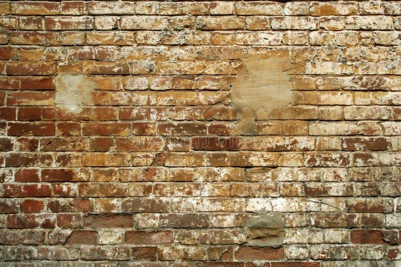 Mur de briques grunge. photographie stock