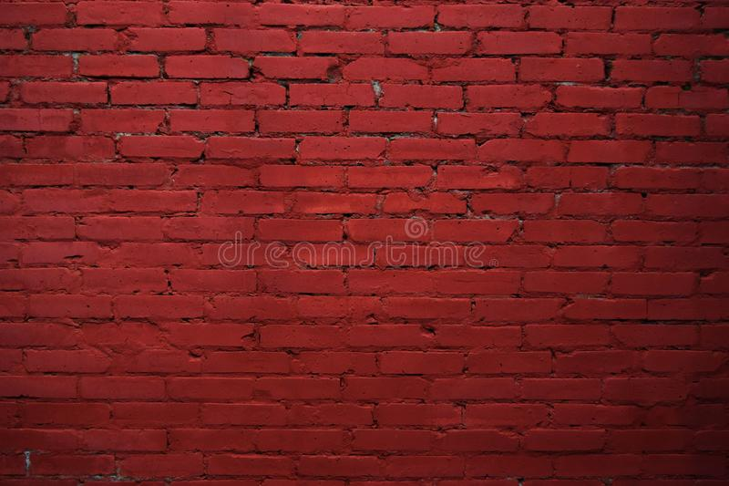 Mur de briques Le mur du bâtiment Texture photo libre de droits