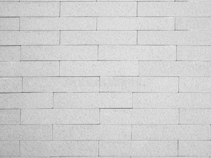Mur de briques moderne pour le fond images libres de droits