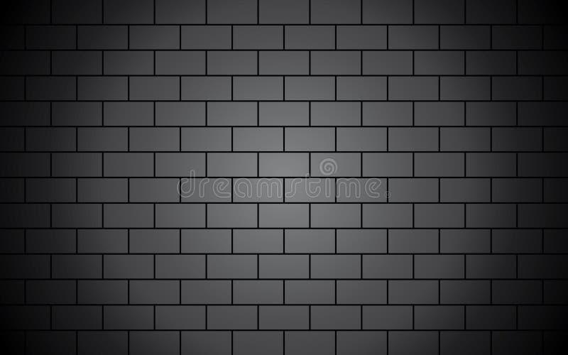 mur de briques noir illustration de vecteur illustration du brique 36756868. Black Bedroom Furniture Sets. Home Design Ideas