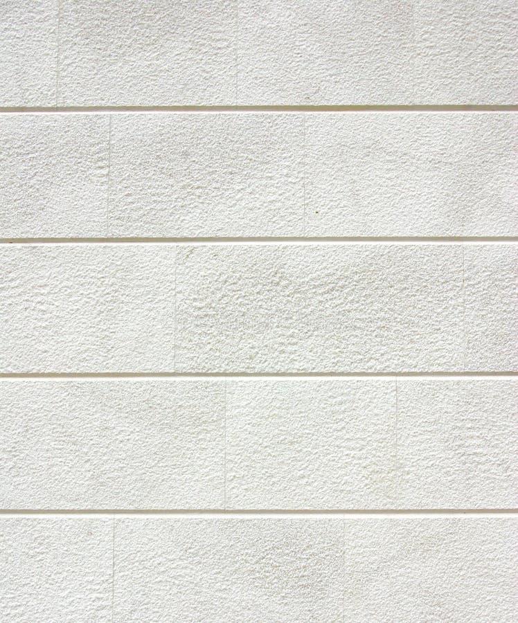 Mur de briques ou plâtre blanc, fond de texture image libre de droits