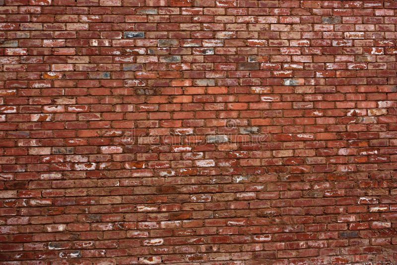 Mur de briques riche photos stock