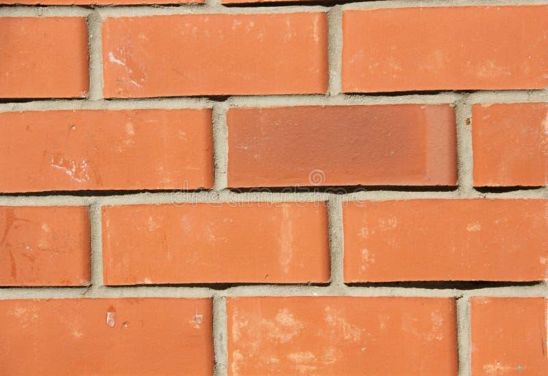 Download Mur de briques rouge, fond photo stock. Image du construction - 77151352