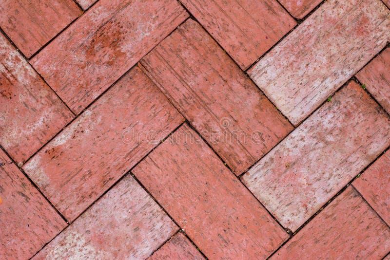 Mur de briques rouge, idéal pour un fond photos libres de droits