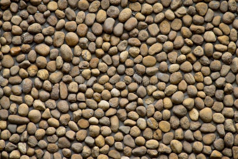 Mur de caillou image libre de droits